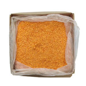 Осколки кондитерские оранжевые