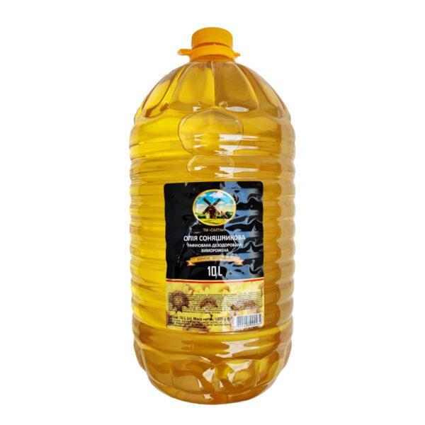 Купить масло растительное рафинированное дезодорированное